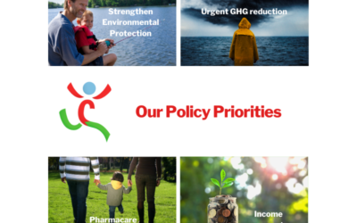 Promising Signs in Upcoming Federal Budget that the Federal Government is Reacting Positively to Our Advocacy for Resilient Health